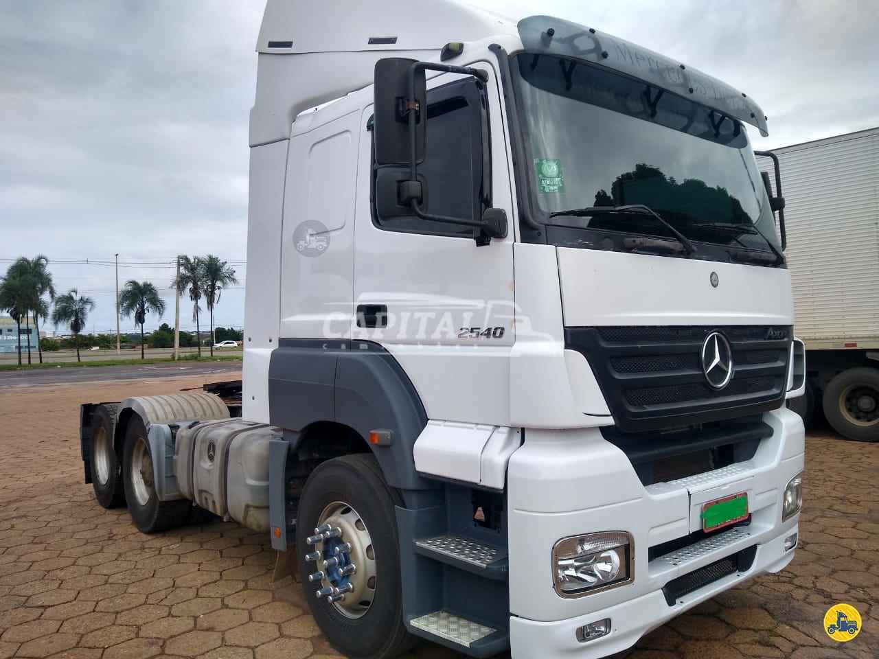 CAMINHAO MERCEDES-BENZ MB 2540 Capital Caminhões - Metalesp e Recrusul  BRASILIA DISTRITO FEDERAL DF