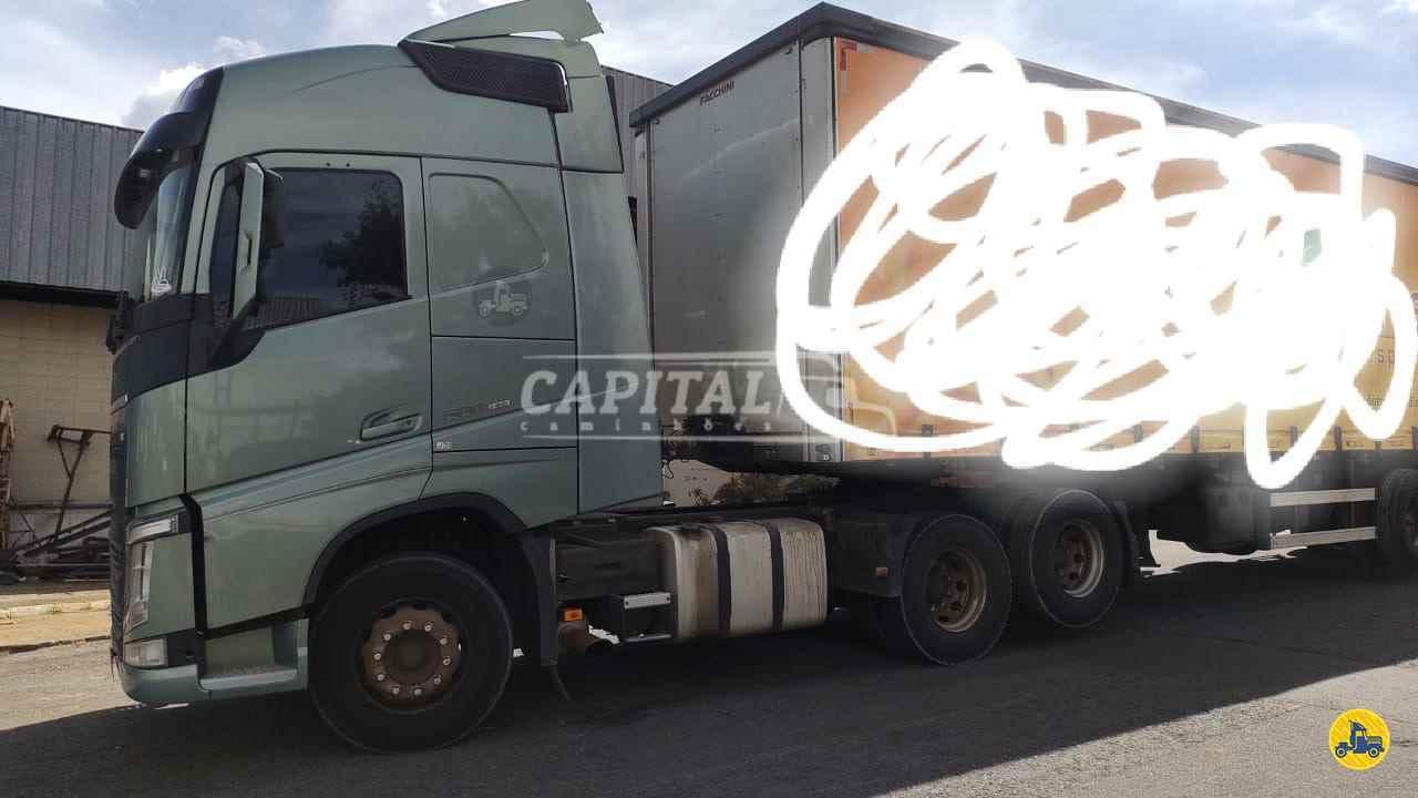 CAMINHAO VOLVO VOLVO FH 500 Cavalo Mecânico Truck 6x2 Capital Caminhões - Metalesp e Recrusul  BRASILIA DISTRITO FEDERAL DF