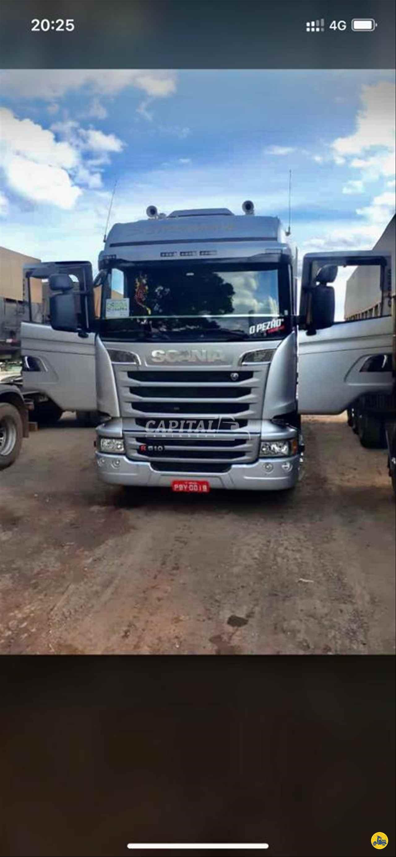 CAMINHAO SCANIA SCANIA 510 Capital Caminhões - Metalesp e Recrusul  BRASILIA DISTRITO FEDERAL DF