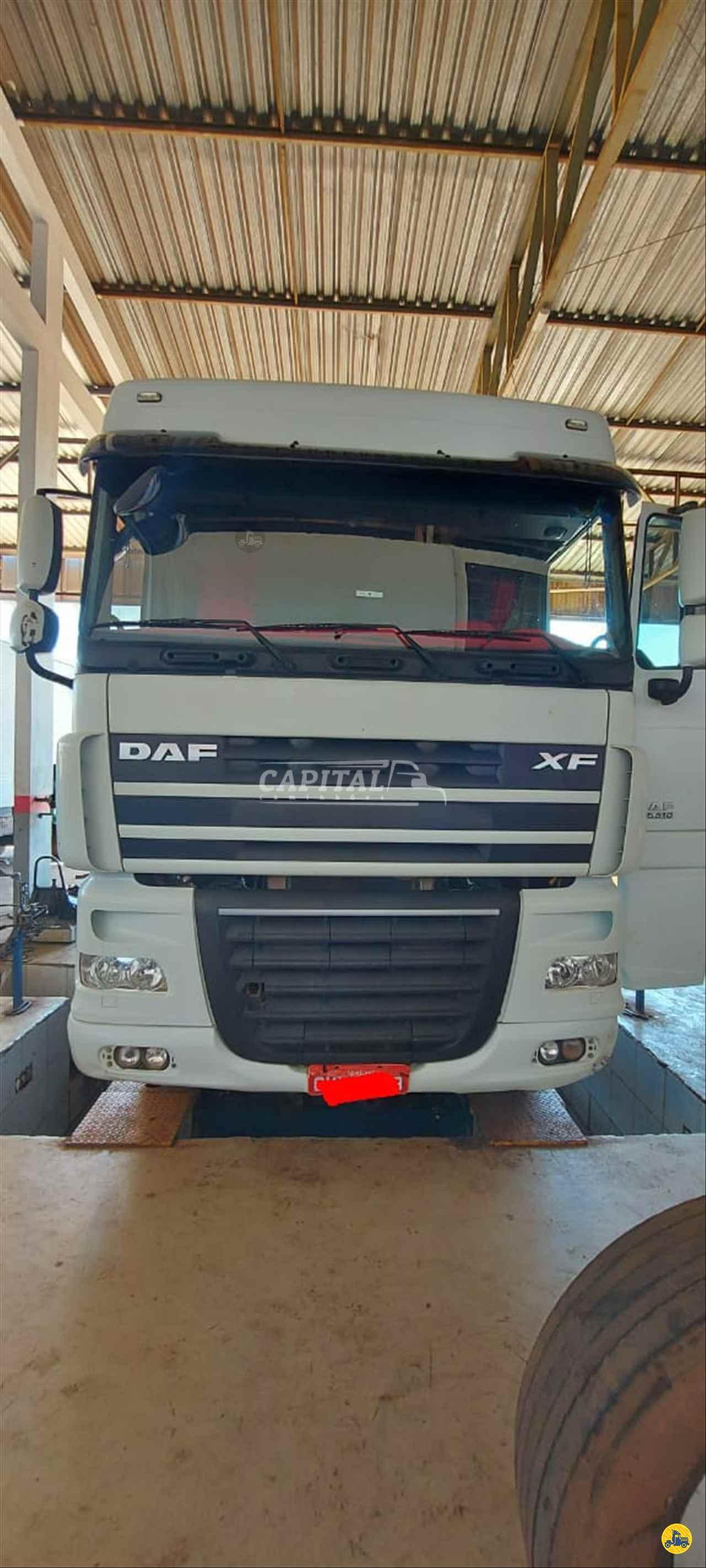 CAMINHAO DAF DAF XF105 510 Cavalo Mecânico Traçado 6x4 Capital Caminhões - Metalesp e Recrusul  BRASILIA DISTRITO FEDERAL DF