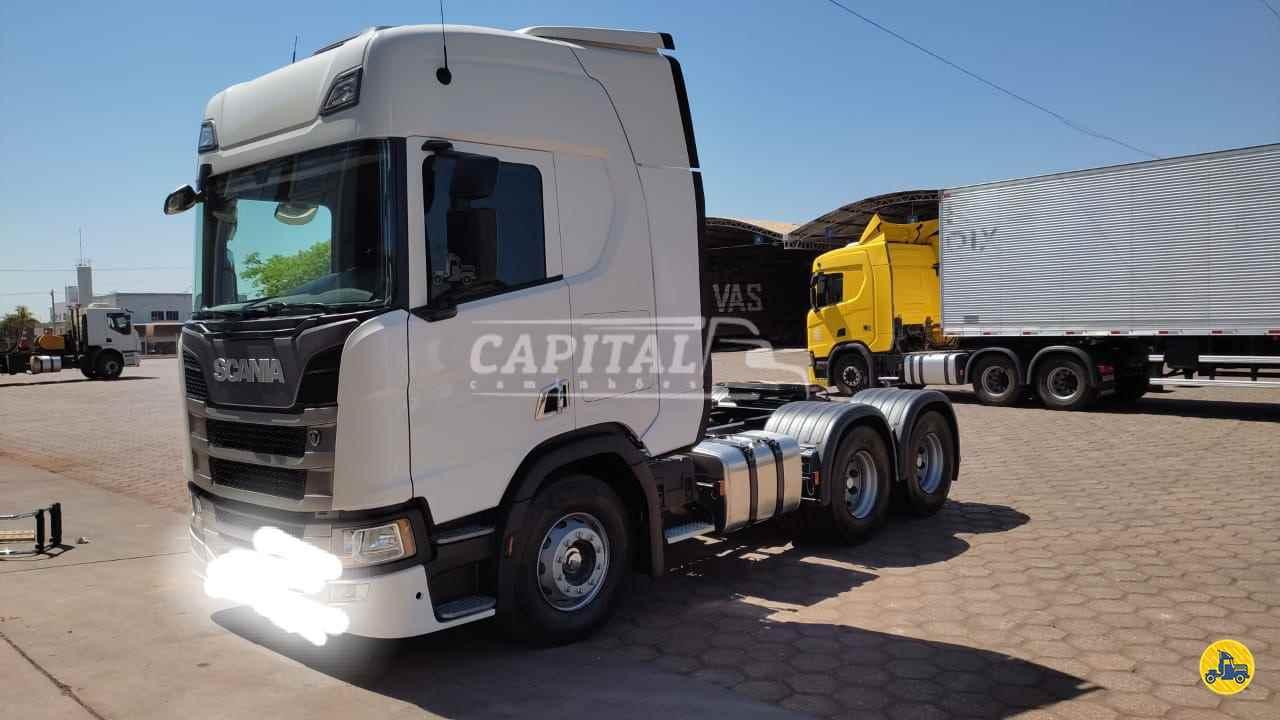 CAMINHAO SCANIA SCANIA 500 Cavalo Mecânico Traçado 6x4 Capital Caminhões - Metalesp e Recrusul  BRASILIA DISTRITO FEDERAL DF