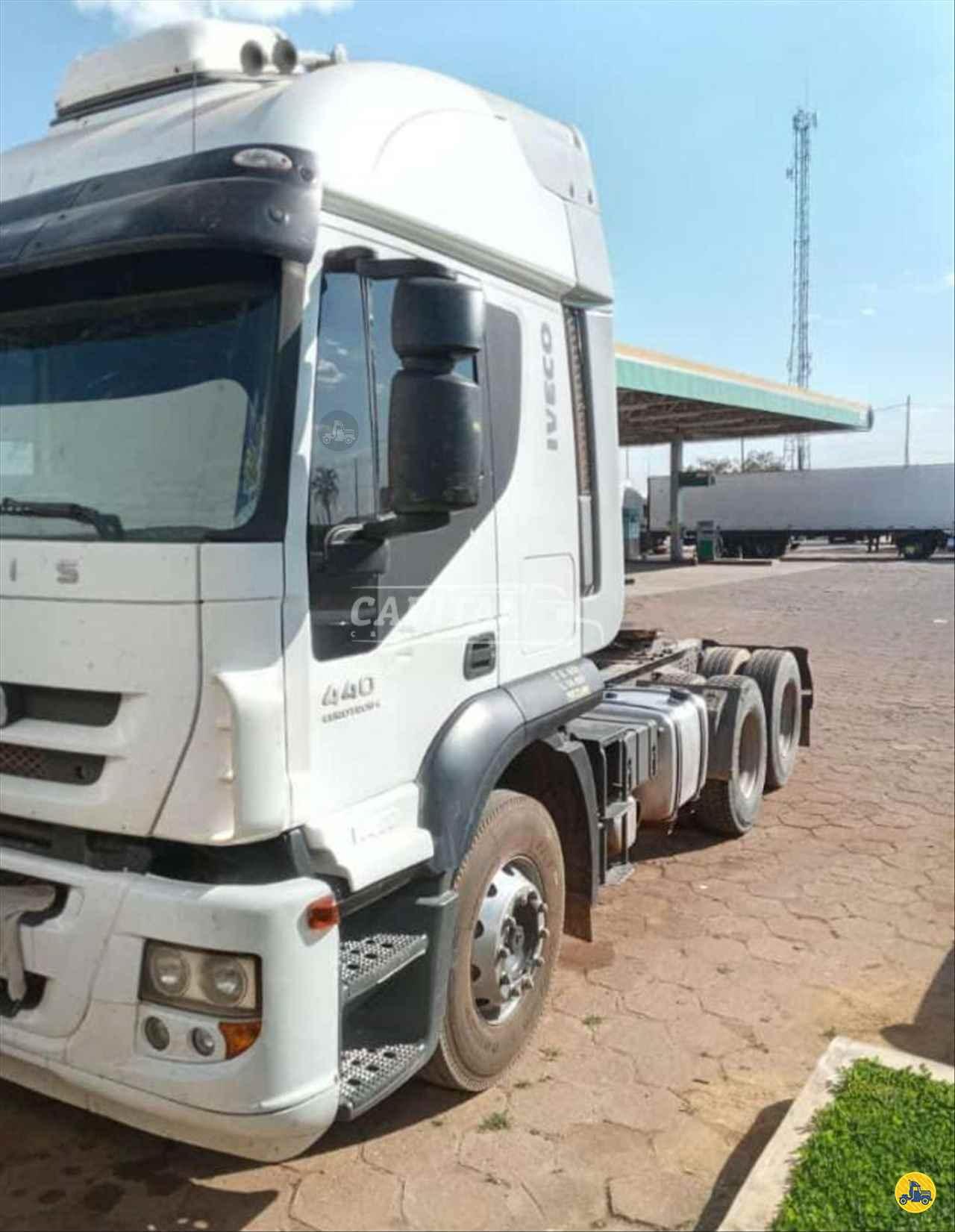 CAMINHAO IVECO STRALIS 440 Capital Caminhões - Metalesp e Recrusul  BRASILIA DISTRITO FEDERAL DF