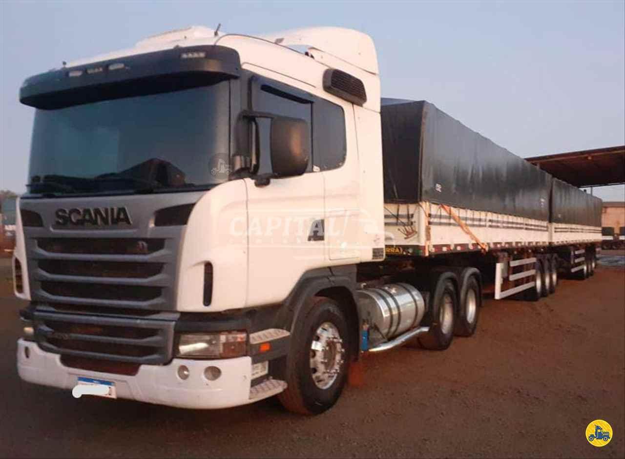 CAMINHAO SCANIA SCANIA 470 Cavalo Mecânico Traçado 6x4 Capital Caminhões - Metalesp e Recrusul  BRASILIA DISTRITO FEDERAL DF