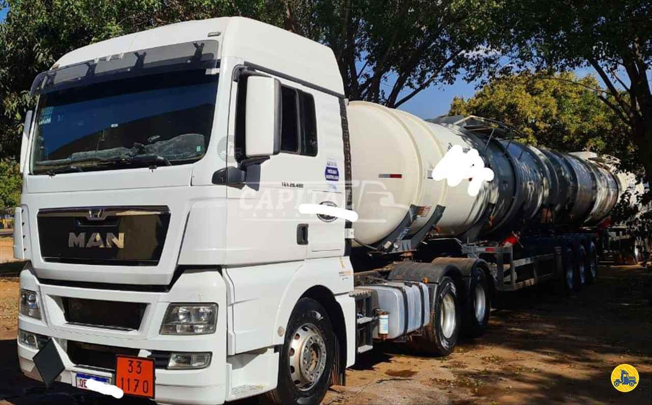 CAMINHAO MAN TGX 29 480 Capital Caminhões - Metalesp e Recrusul  BRASILIA DISTRITO FEDERAL DF