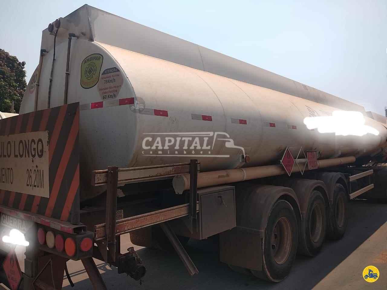 CARRETA BITREM 9 EIXOS TANQUE AÇO Capital Caminhões - Metalesp e Recrusul  BRASILIA DISTRITO FEDERAL DF