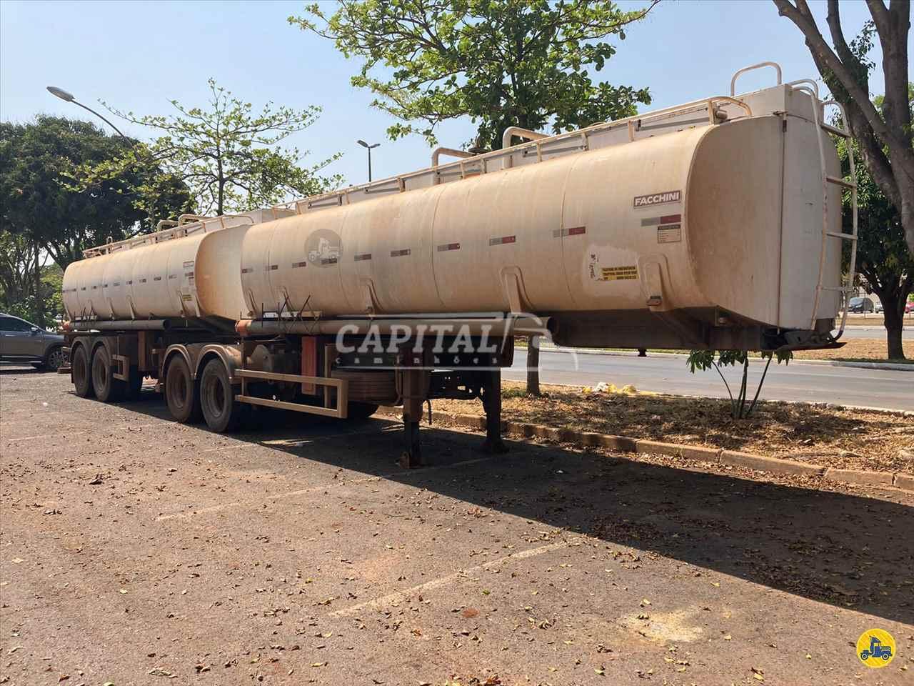 CARRETA BITREM TANQUE AÇO Capital Caminhões - Metalesp e Recrusul  BRASILIA DISTRITO FEDERAL DF