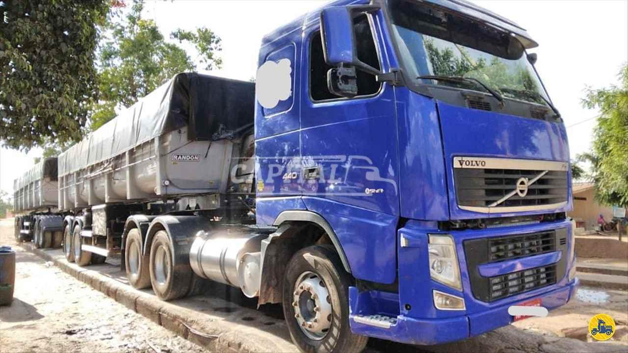 VOLVO FH 440 de Capital Caminhões - Metalesp e Recrusul  - BRASILIA/DF