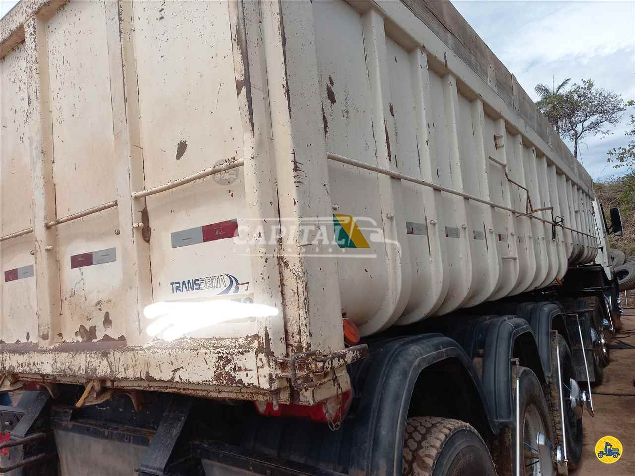 CARRETA SEMI-REBOQUE BASCULANTE Capital Caminhões - Metalesp e Recrusul  BRASILIA DISTRITO FEDERAL DF