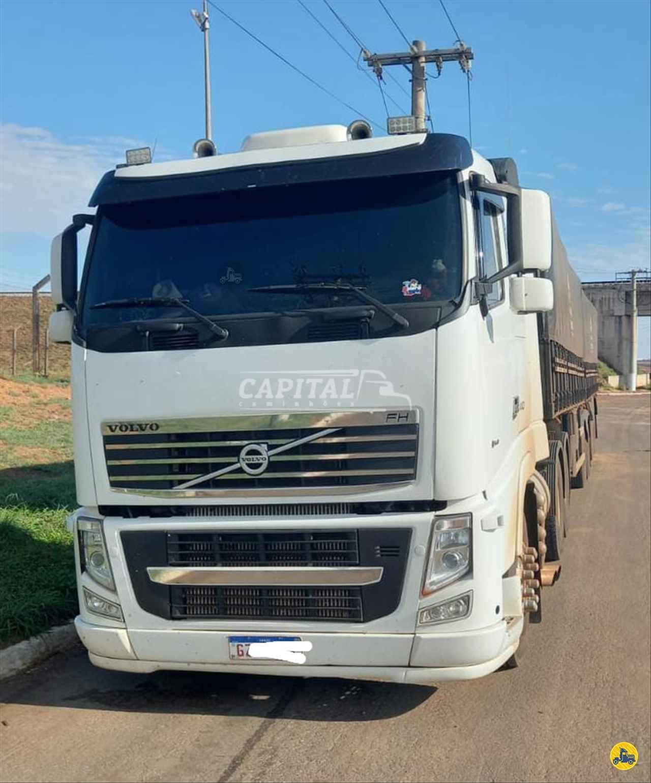 CAMINHAO VOLVO VOLVO FH 440 Cavalo Mecânico Traçado 6x4 Capital Caminhões - Metalesp e Recrusul  BRASILIA DISTRITO FEDERAL DF