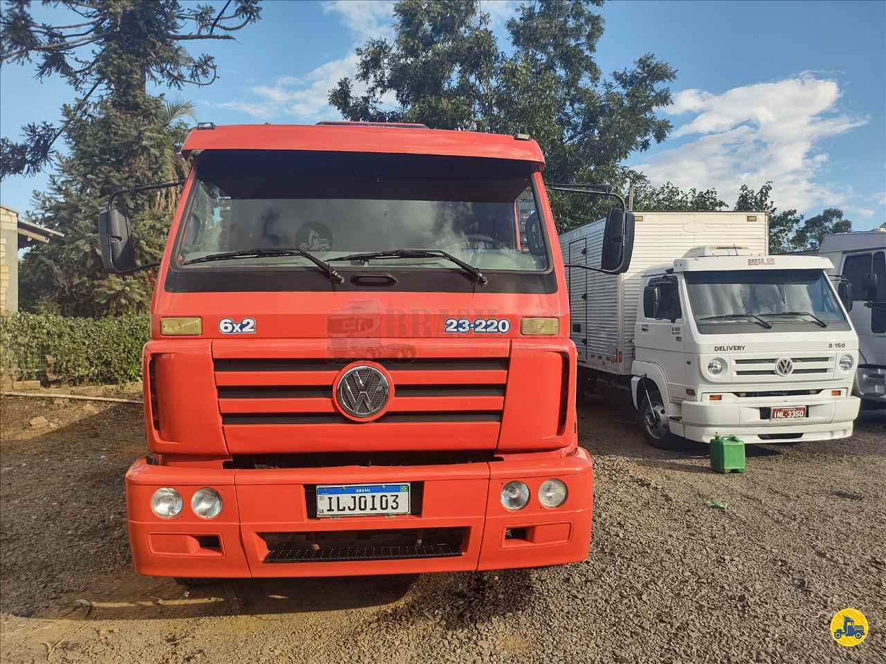 VOLKSWAGEN VW 23220  2003/2003 Brasil Sul Caminhões