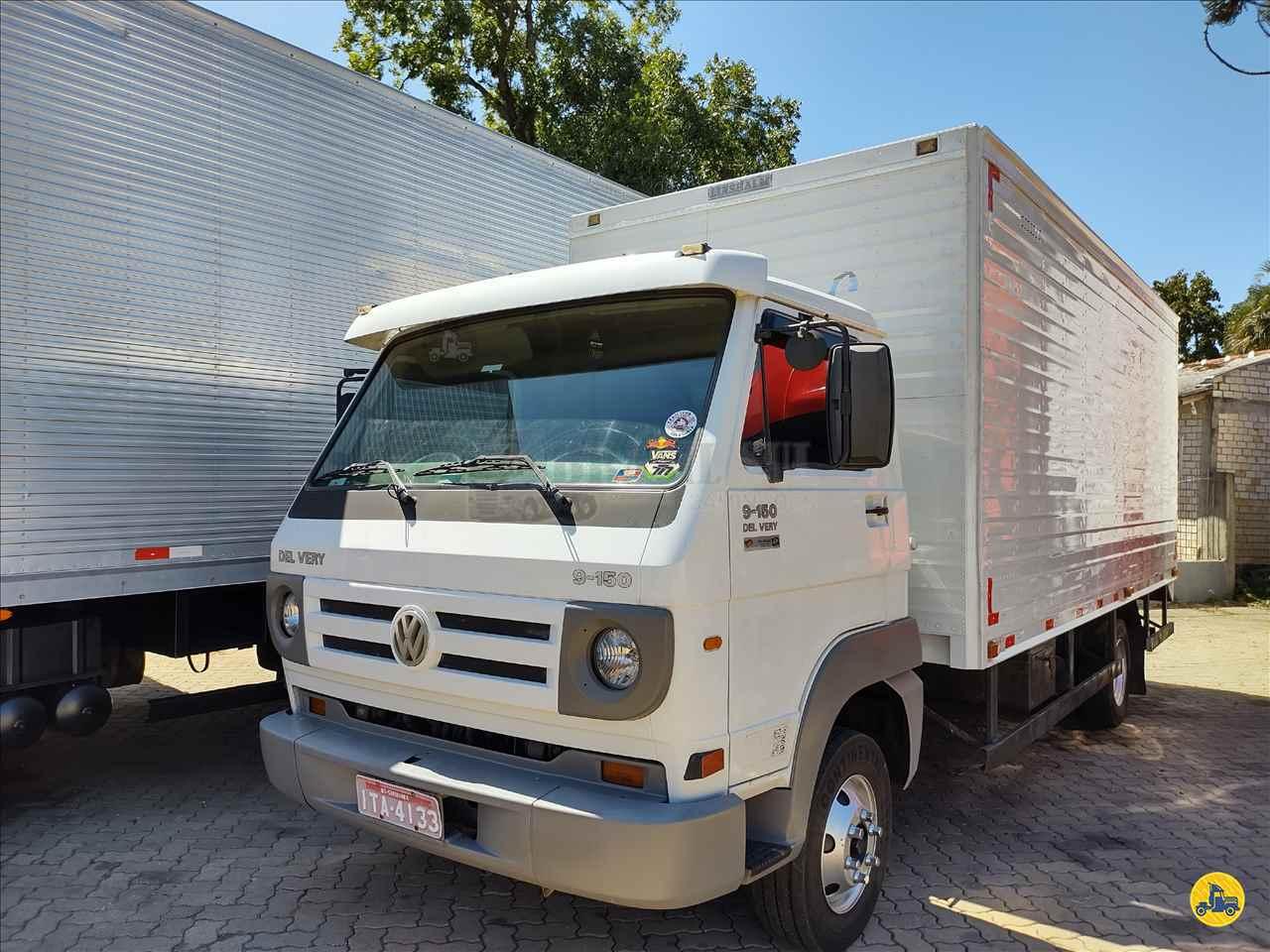 VOLKSWAGEN VW 9150  2012/2012 Brasil Sul Caminhões