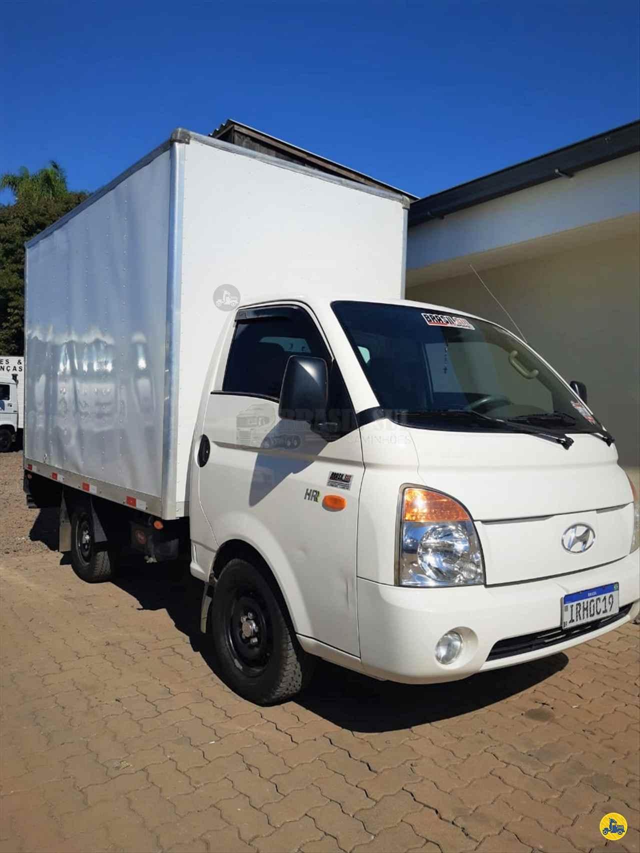 CAMINHAO HYUNDAI HR Baú Furgão 3/4 4x2 Brasil Sul Caminhões PORTAO RIO GRANDE DO SUL RS