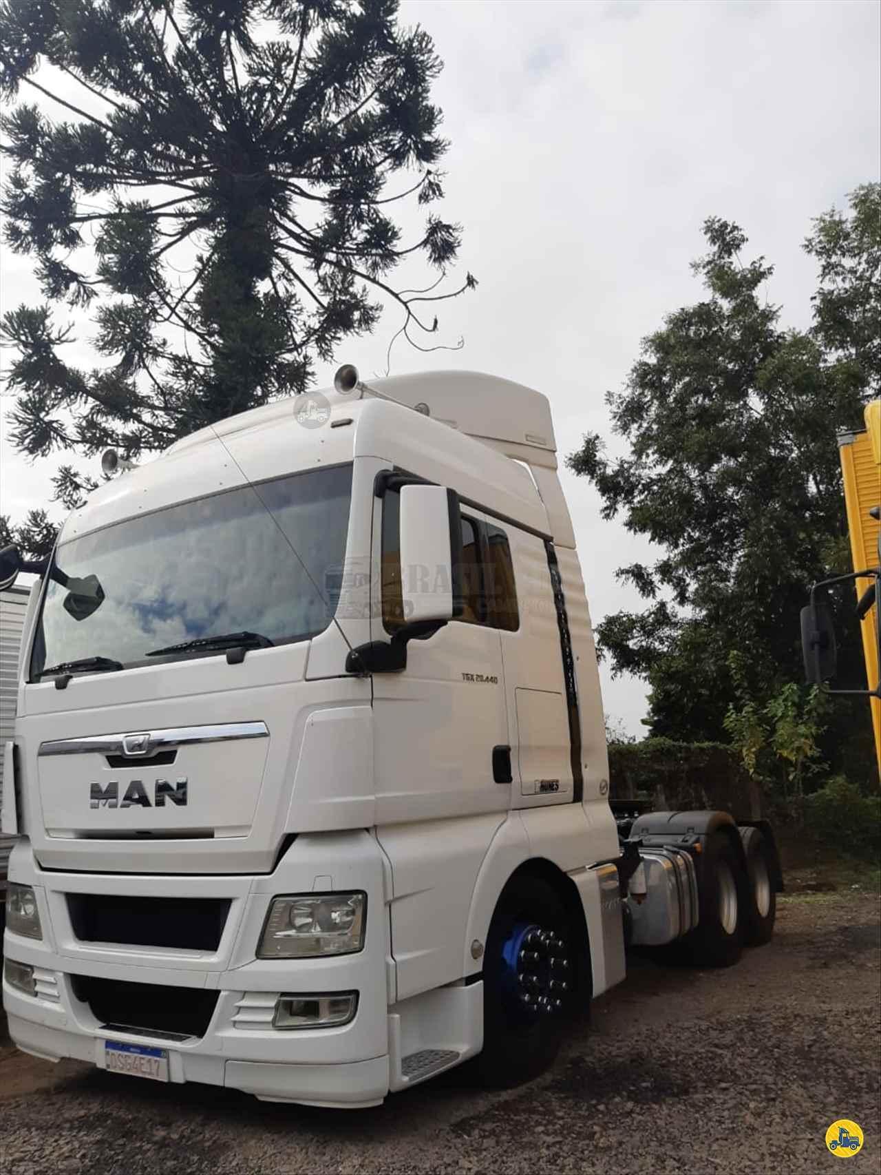 CAMINHAO MAN TGX 28 440 Cavalo Mecânico Truck 6x2 Brasil Sul Caminhões PORTAO RIO GRANDE DO SUL RS