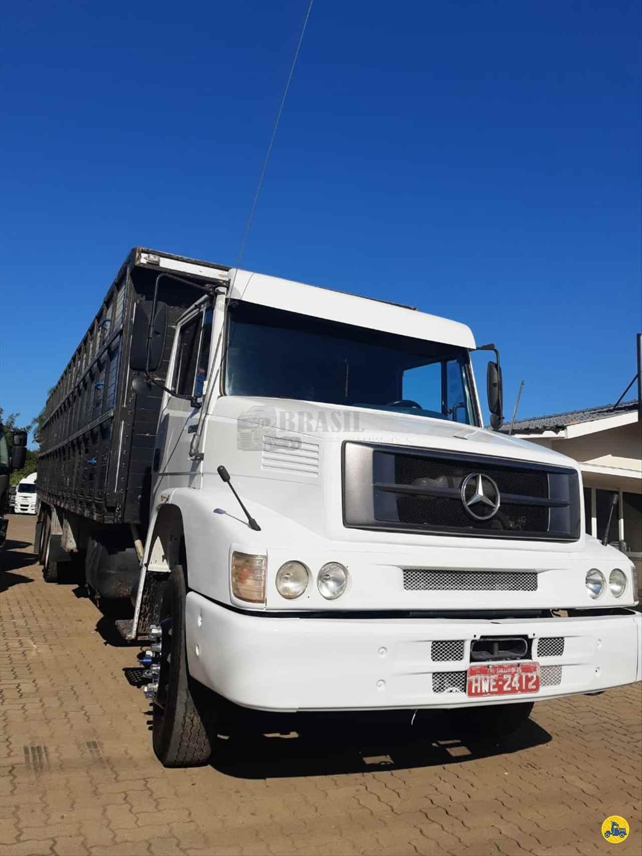 CAMINHAO MERCEDES-BENZ MB 1620 Boiadeiro Truck 6x2 Brasil Sul Caminhões PORTAO RIO GRANDE DO SUL RS