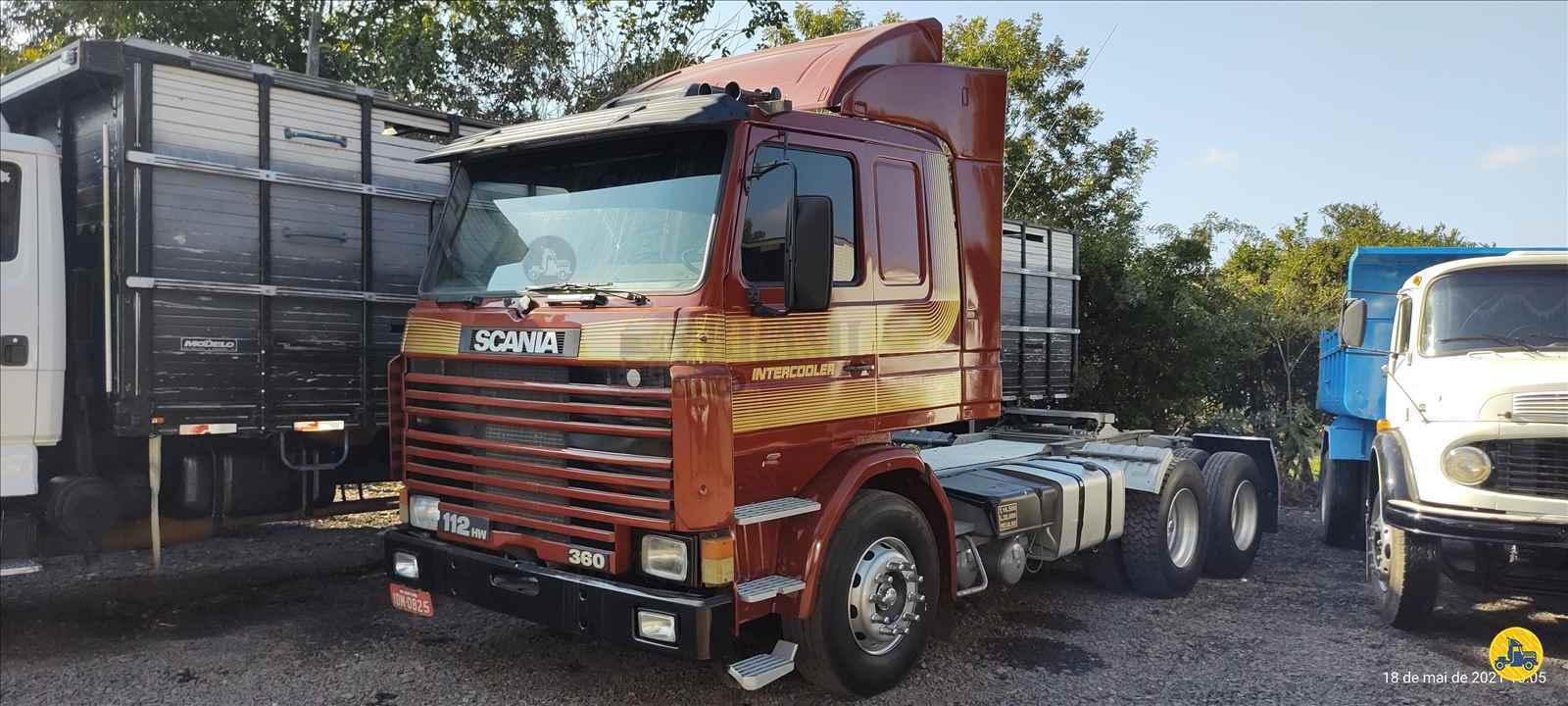 CAMINHAO SCANIA SCANIA 112 360 Cavalo Mecânico Truck 6x2 Brasil Sul Caminhões PORTAO RIO GRANDE DO SUL RS