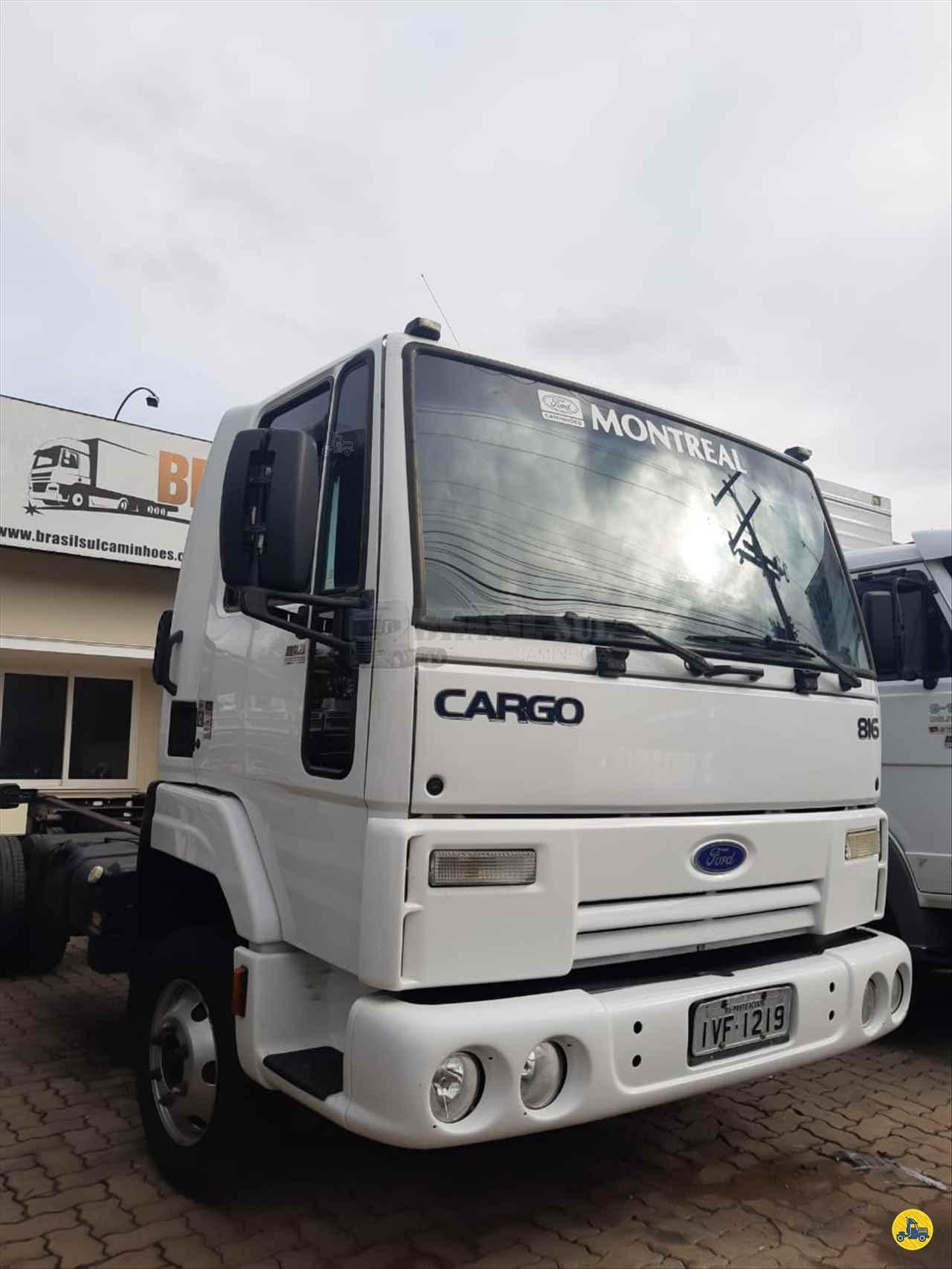 CARGO 816 de Brasil Sul Caminhões - PORTAO/RS