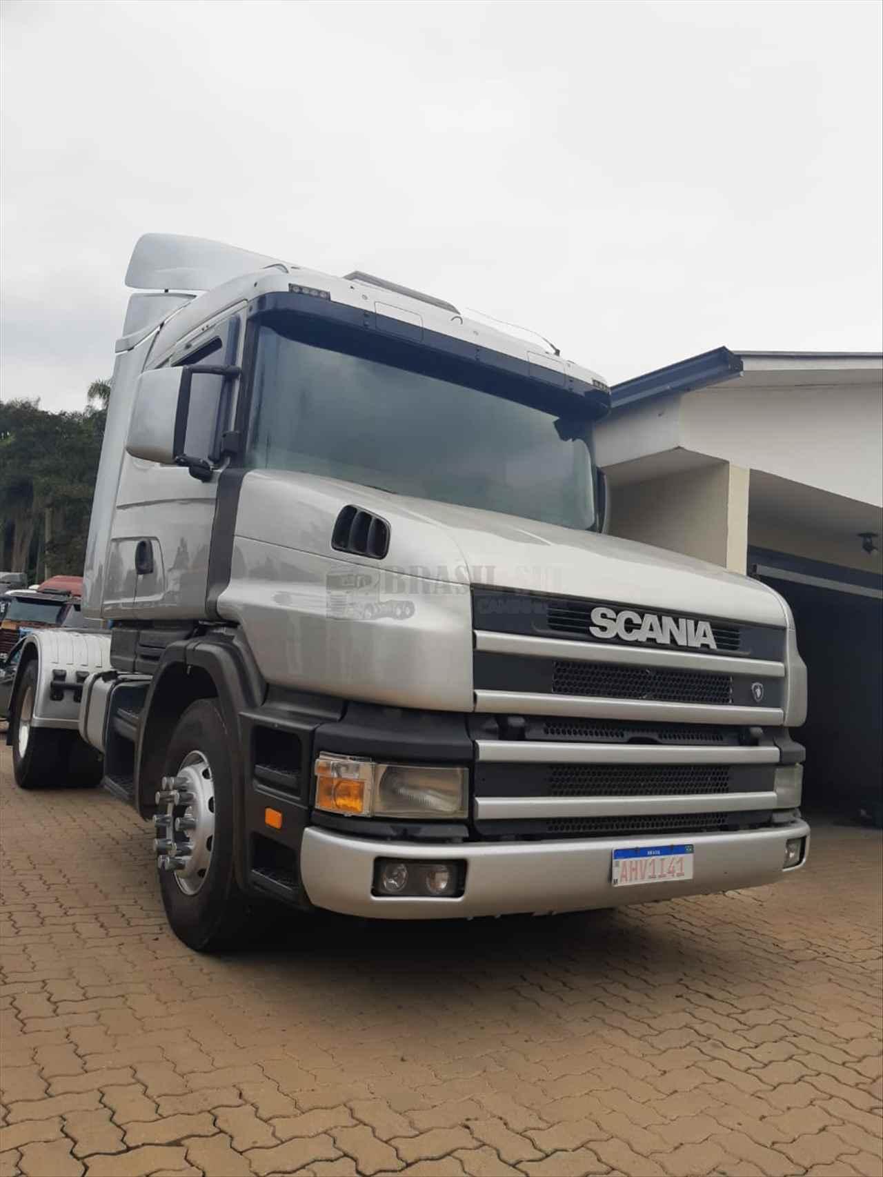 CAMINHAO SCANIA SCANIA 114 360 Cavalo Mecânico Toco 4x2 Brasil Sul Caminhões PORTAO RIO GRANDE DO SUL RS