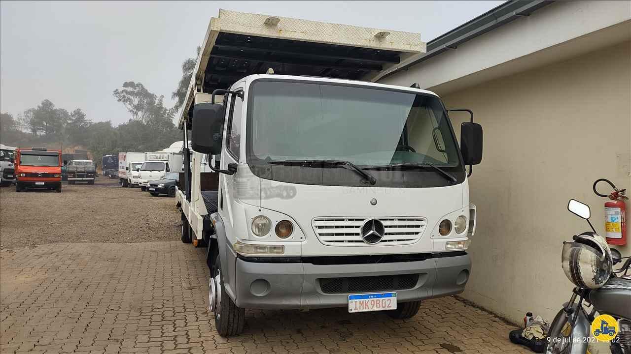 CAMINHAO MERCEDES-BENZ MB 915 Guincho Munck 3/4 4x2 Brasil Sul Caminhões PORTAO RIO GRANDE DO SUL RS