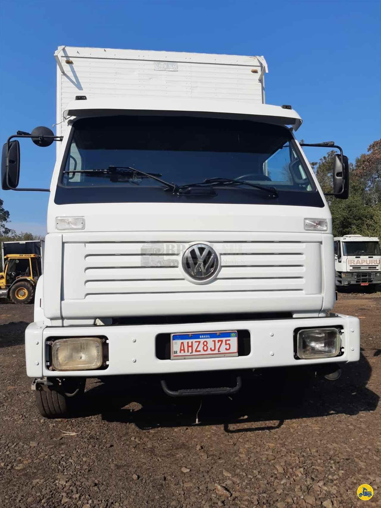 CAMINHAO VOLKSWAGEN VW 16200 Baú Furgão Truck 6x2 Brasil Sul Caminhões PORTAO RIO GRANDE DO SUL RS