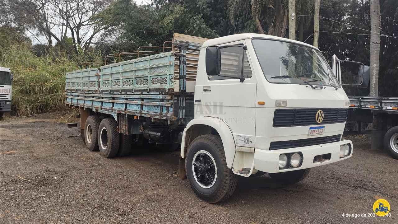 CAMINHAO VOLKSWAGEN VW 14140 Graneleiro Truck 6x2 Brasil Sul Caminhões PORTAO RIO GRANDE DO SUL RS