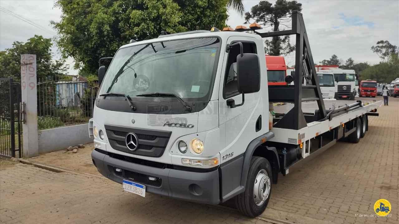 CAMINHAO MERCEDES-BENZ MB 1316 Plataforma Truck 6x2 Brasil Sul Caminhões PORTAO RIO GRANDE DO SUL RS
