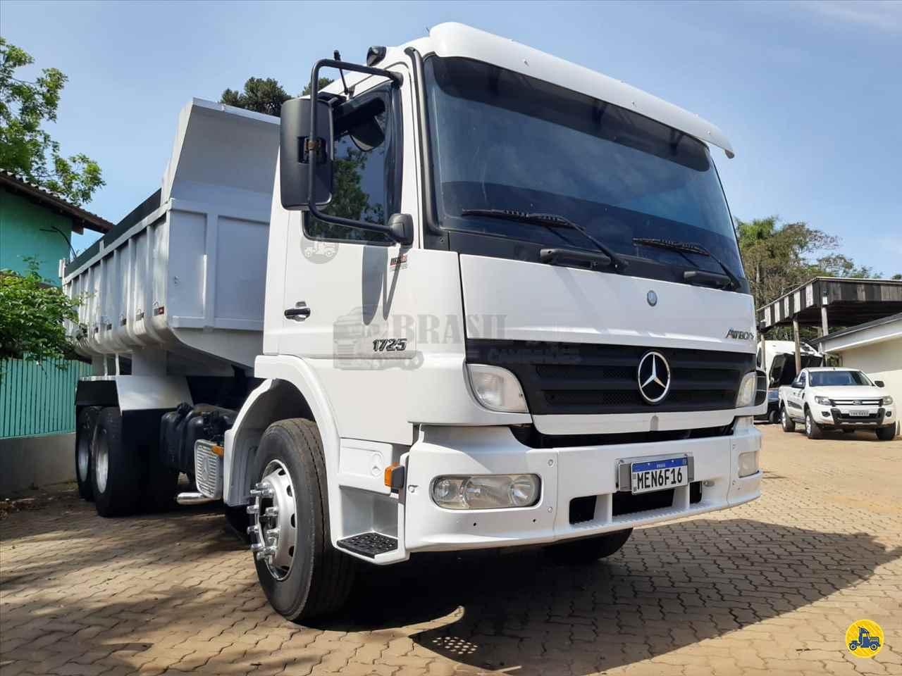 MB 1725 de Brasil Sul Caminhões - PORTAO/RS