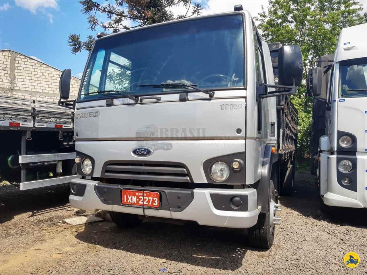 CARGO 1119 de Brasil Sul Caminhões - PORTAO/RS