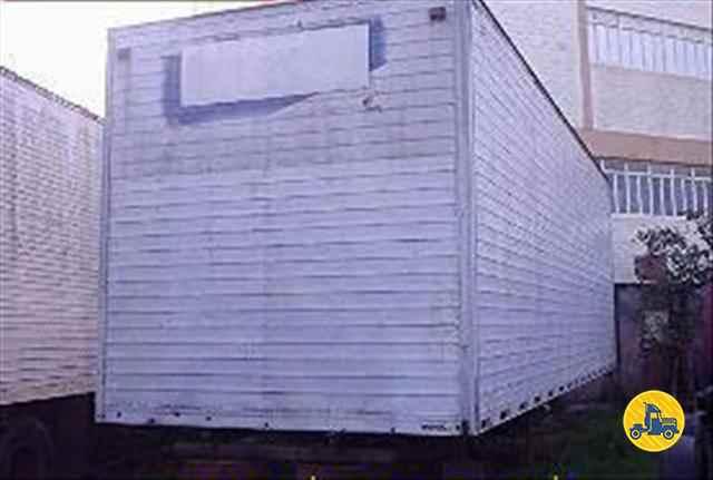 TRUCK BAU TERMICO  2000/2000 Imvel Implementos e Veículos