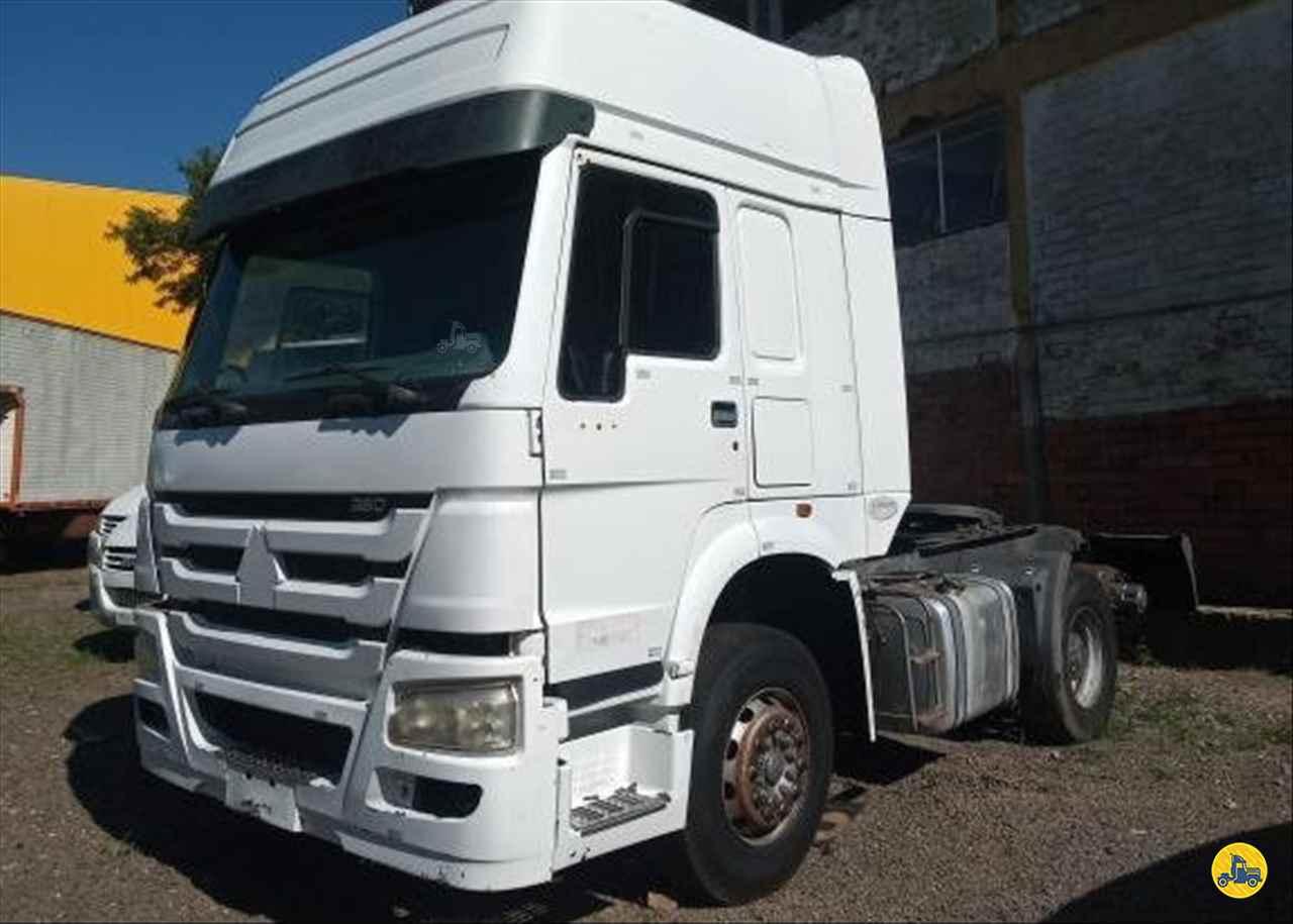 CAMINHAO SINOTRUK HOWO 380 Cavalo Mecânico Truck 6x2 Imvel Implementos e Veículos CANOAS RIO GRANDE DO SUL RS