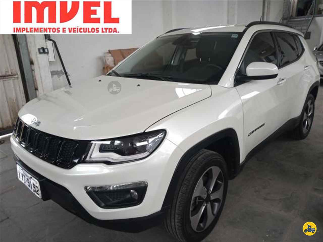 JEEP Compass 2.0 Sport  2017/2018 Imvel Implementos e Veículos