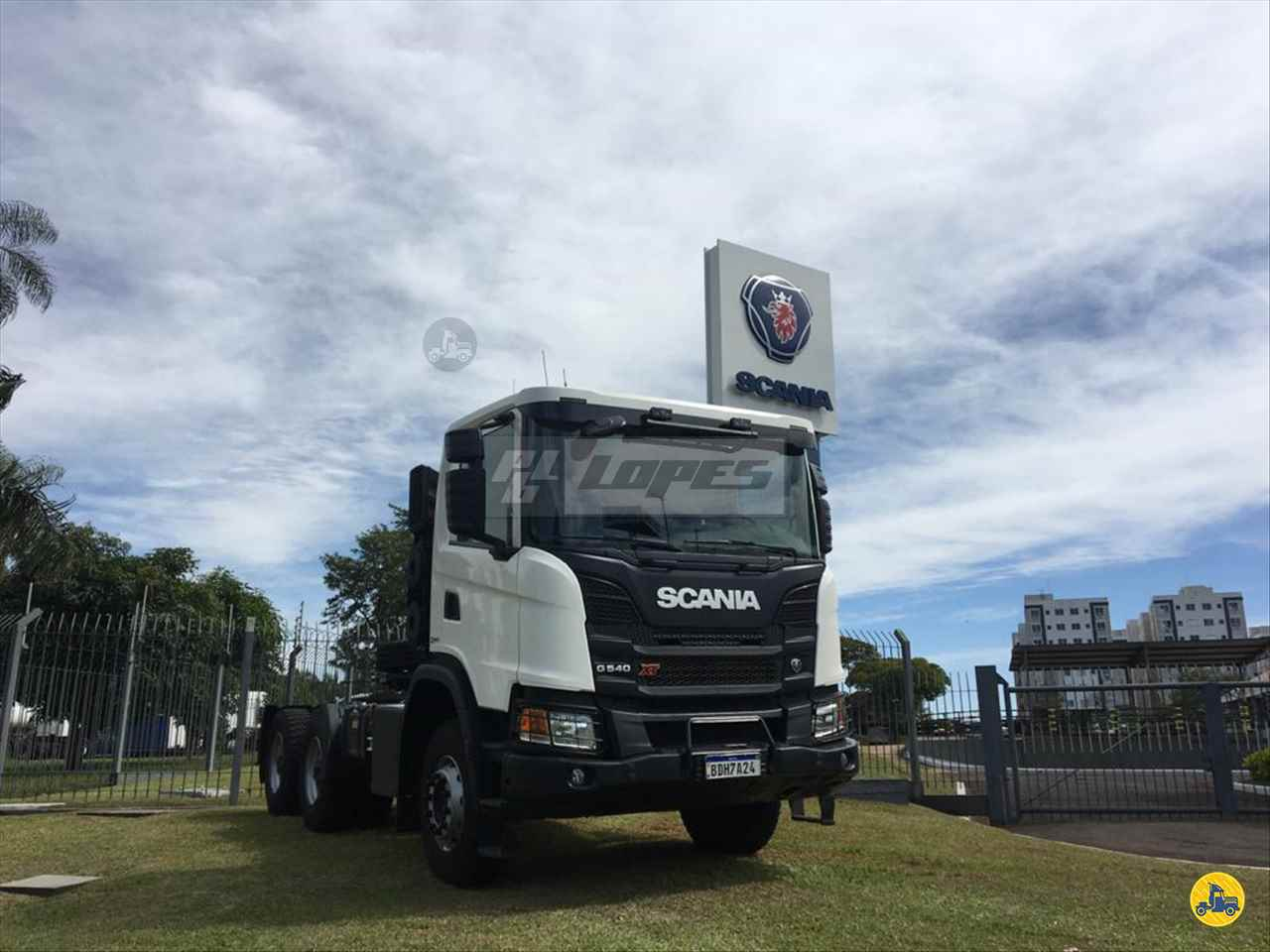 SCANIA SCANIA 540 32715km 2018/2019 P.B. Lopes - Scania