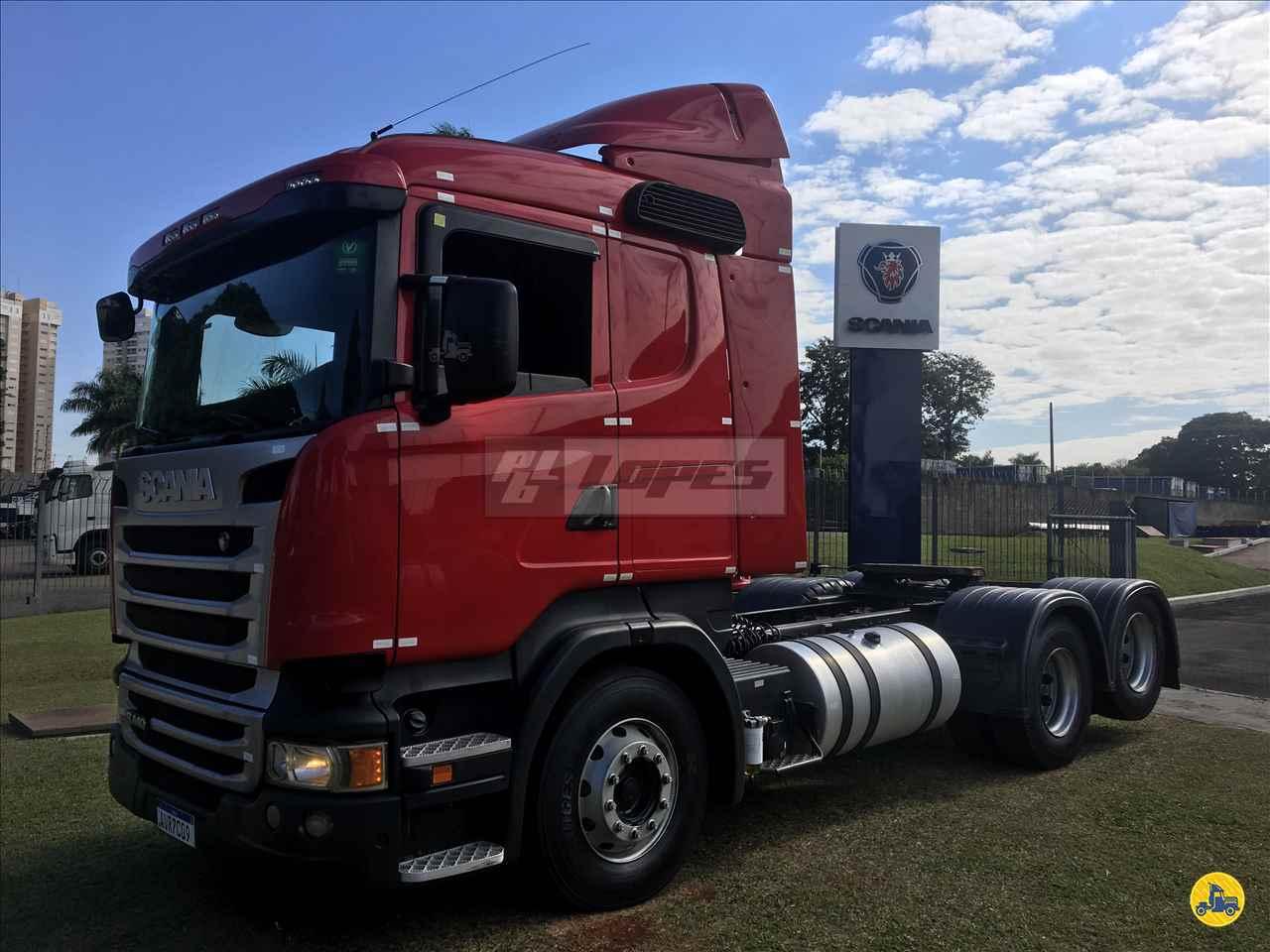 CAMINHAO SCANIA SCANIA 440 Cavalo Mecânico Truck 6x2 P.B. Lopes - Scania MARINGA PARANÁ PR