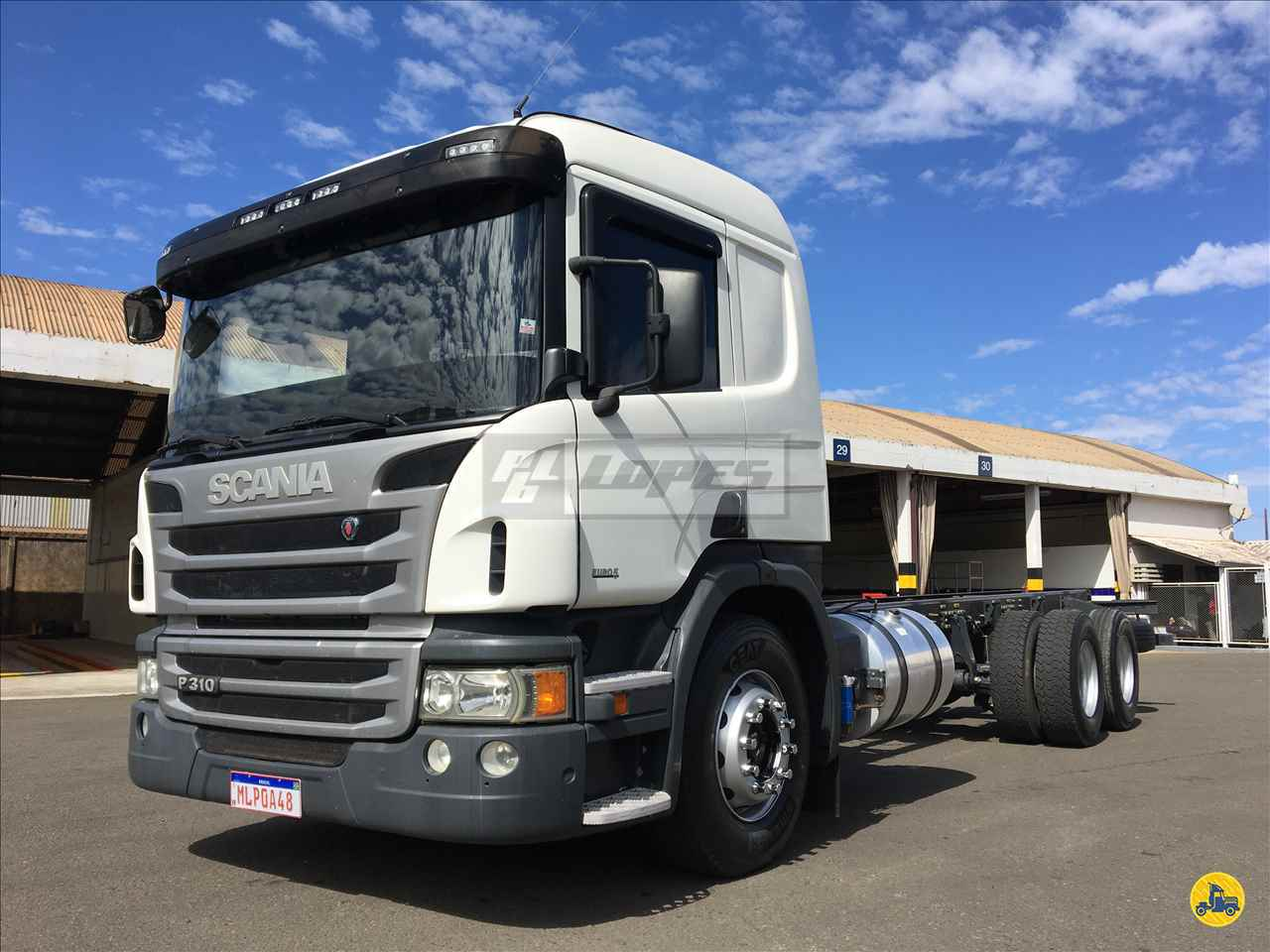 CAMINHAO SCANIA SCANIA 310 Chassis Truck 6x2 P.B. Lopes - Scania MARINGA PARANÁ PR