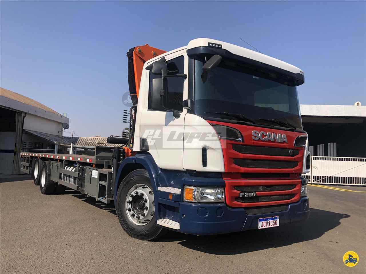 CAMINHAO SCANIA SCANIA P250 Guincho Munck Truck 6x2 P.B. Lopes - Scania MARINGA PARANÁ PR