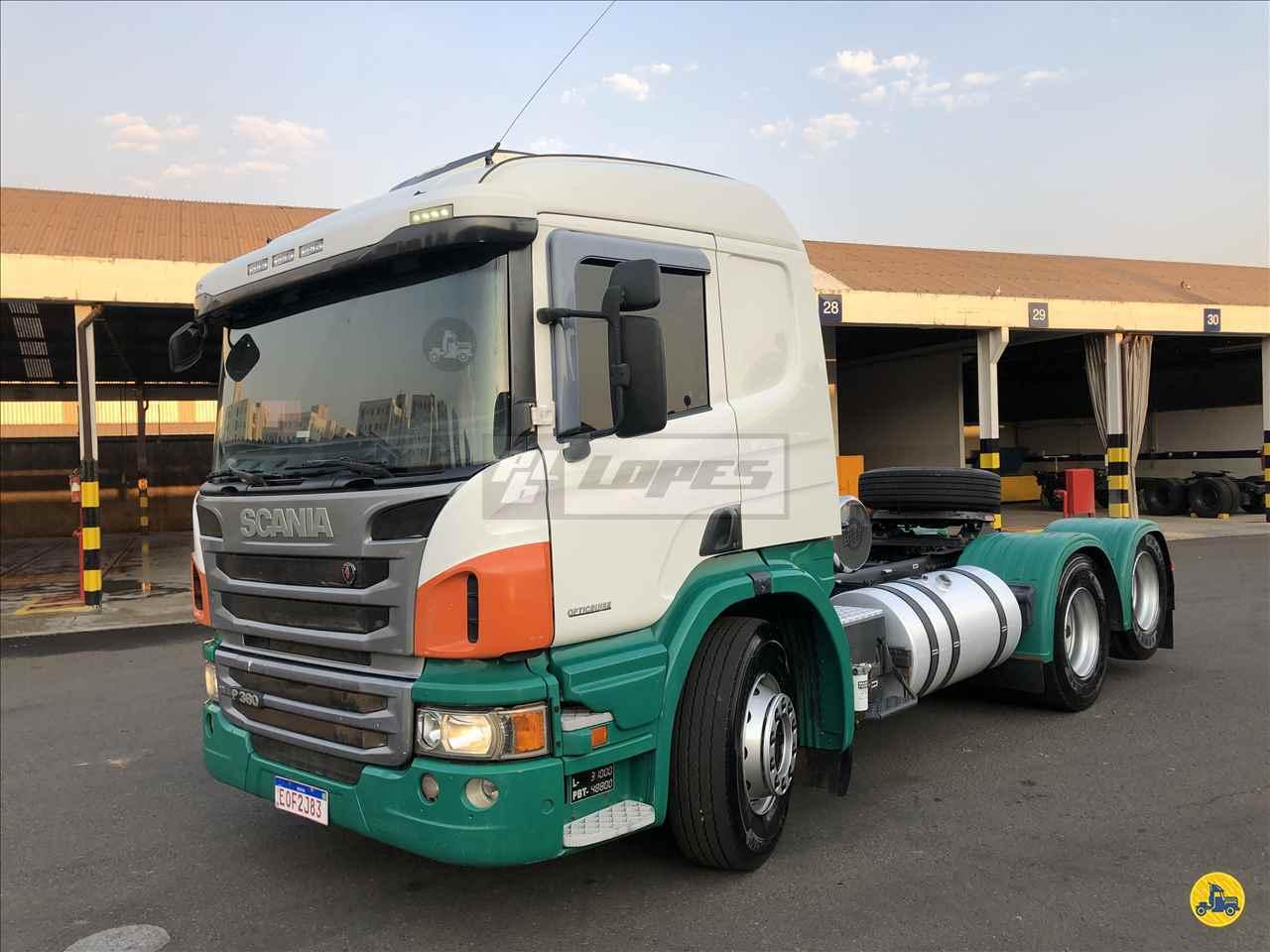 CAMINHAO SCANIA SCANIA P360 Cavalo Mecânico Truck 6x2 P.B. Lopes - Scania MARINGA PARANÁ PR