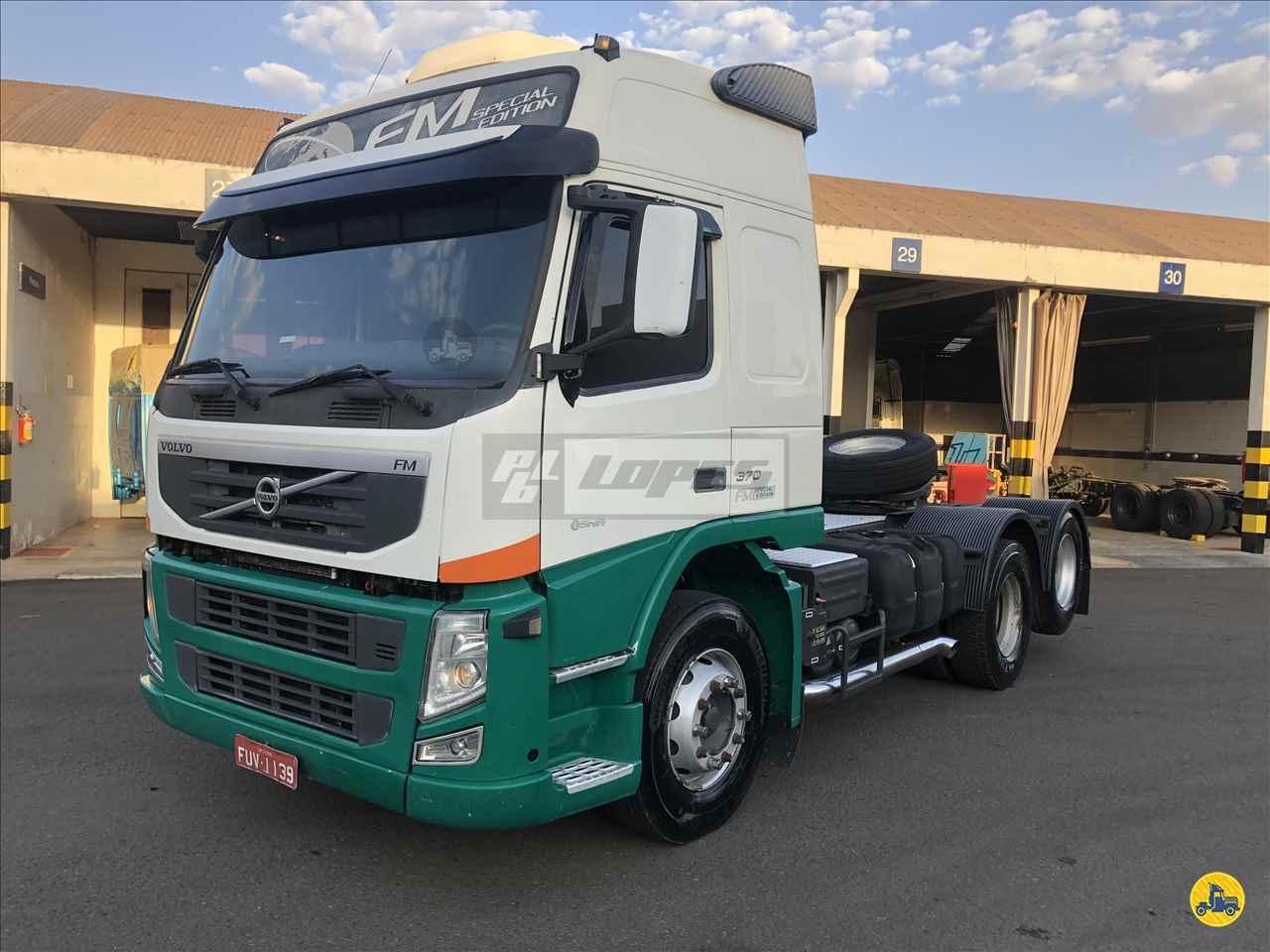 CAMINHAO VOLVO VOLVO FM 370 Cavalo Mecânico Truck 6x2 P.B. Lopes - Scania MARINGA PARANÁ PR