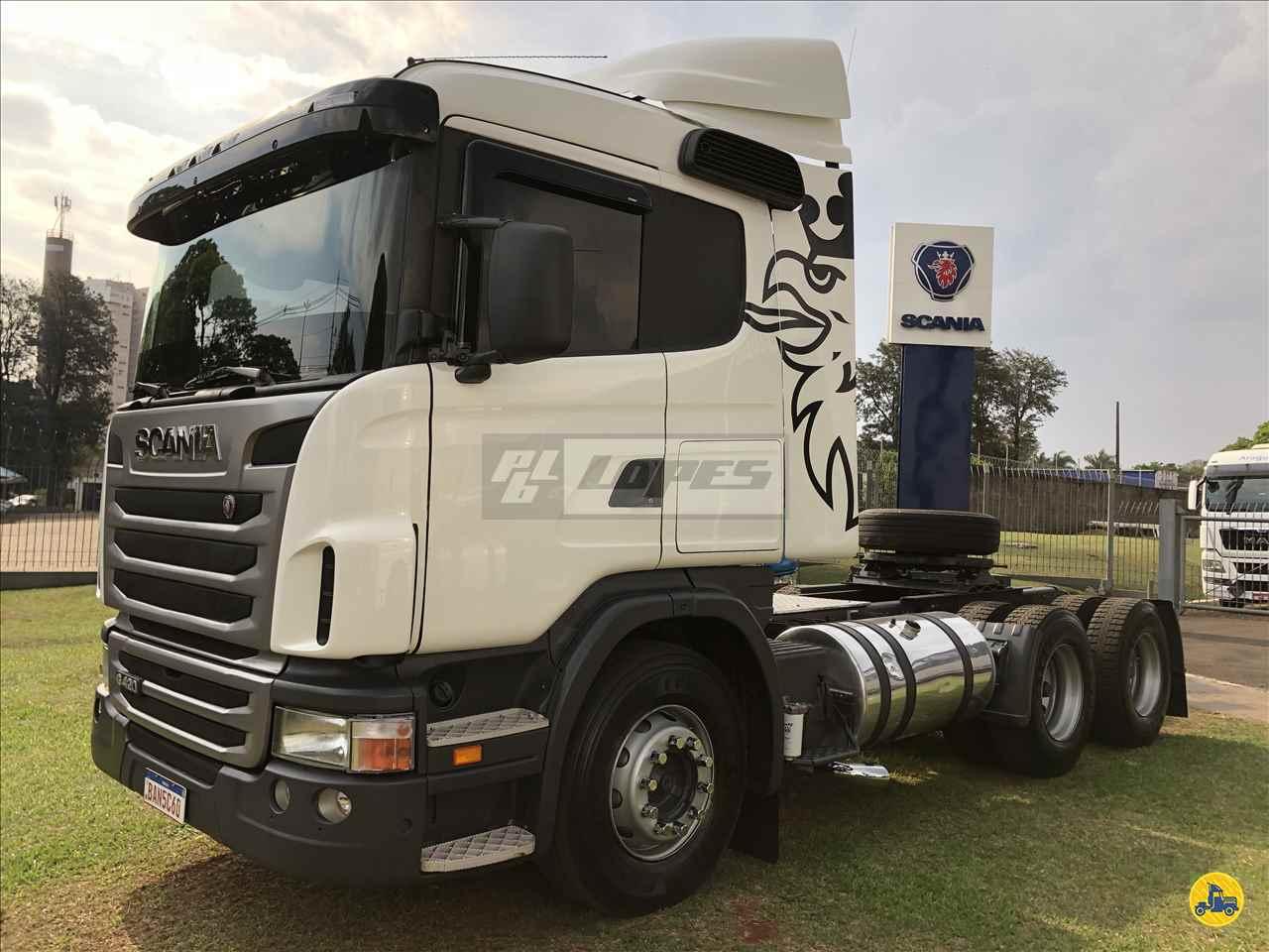 SCANIA 420 de P.B. Lopes - Scania - MARINGA/PR