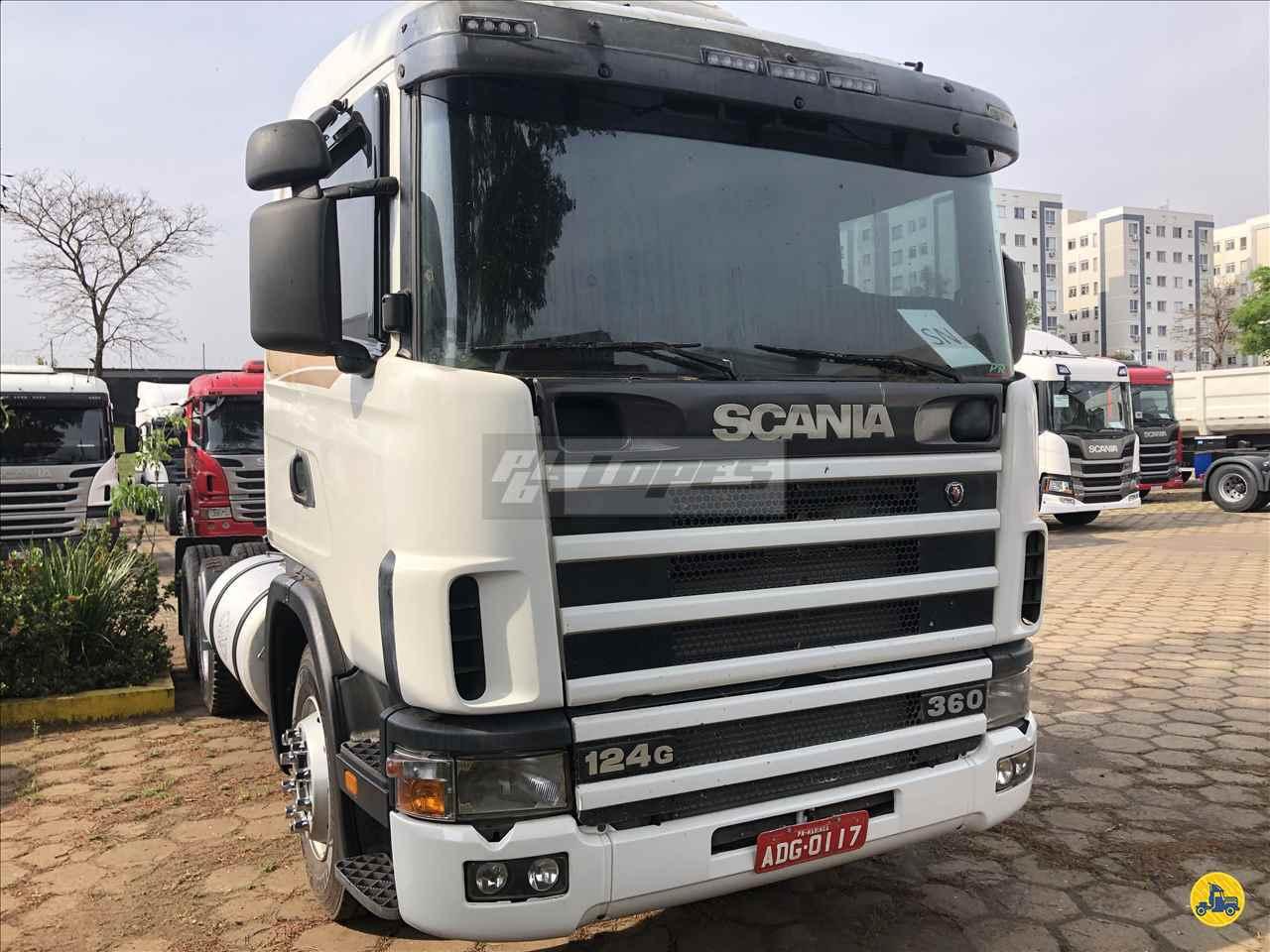 SCANIA 124 360 de P.B. Lopes - Scania - MARINGA/PR