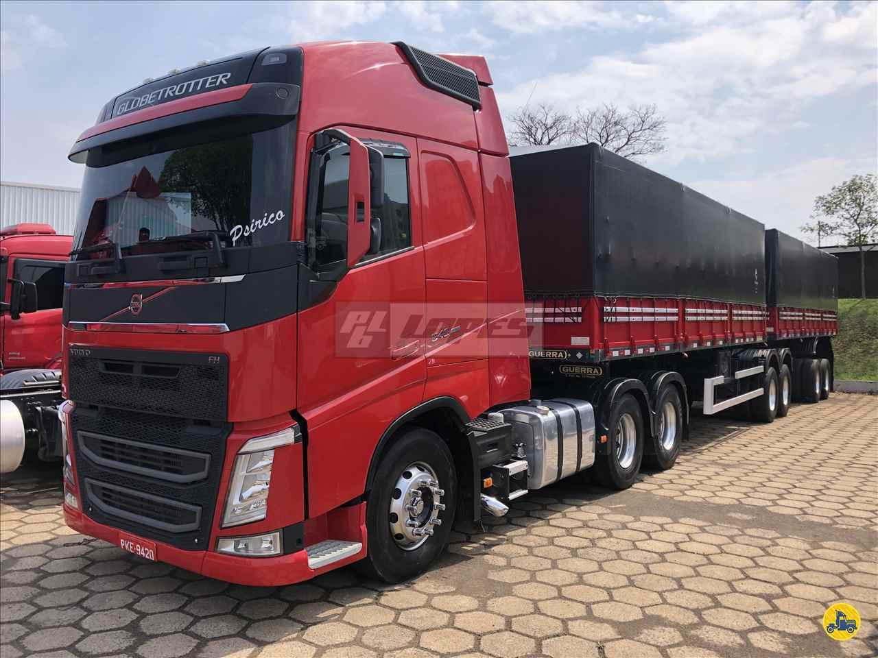 VOLVO FH 540 de P.B. Lopes - Scania - MARINGA/PR