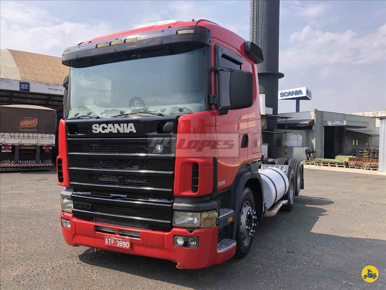 SCANIA 114 380 de P.B. Lopes - Scania - MARINGA/PR