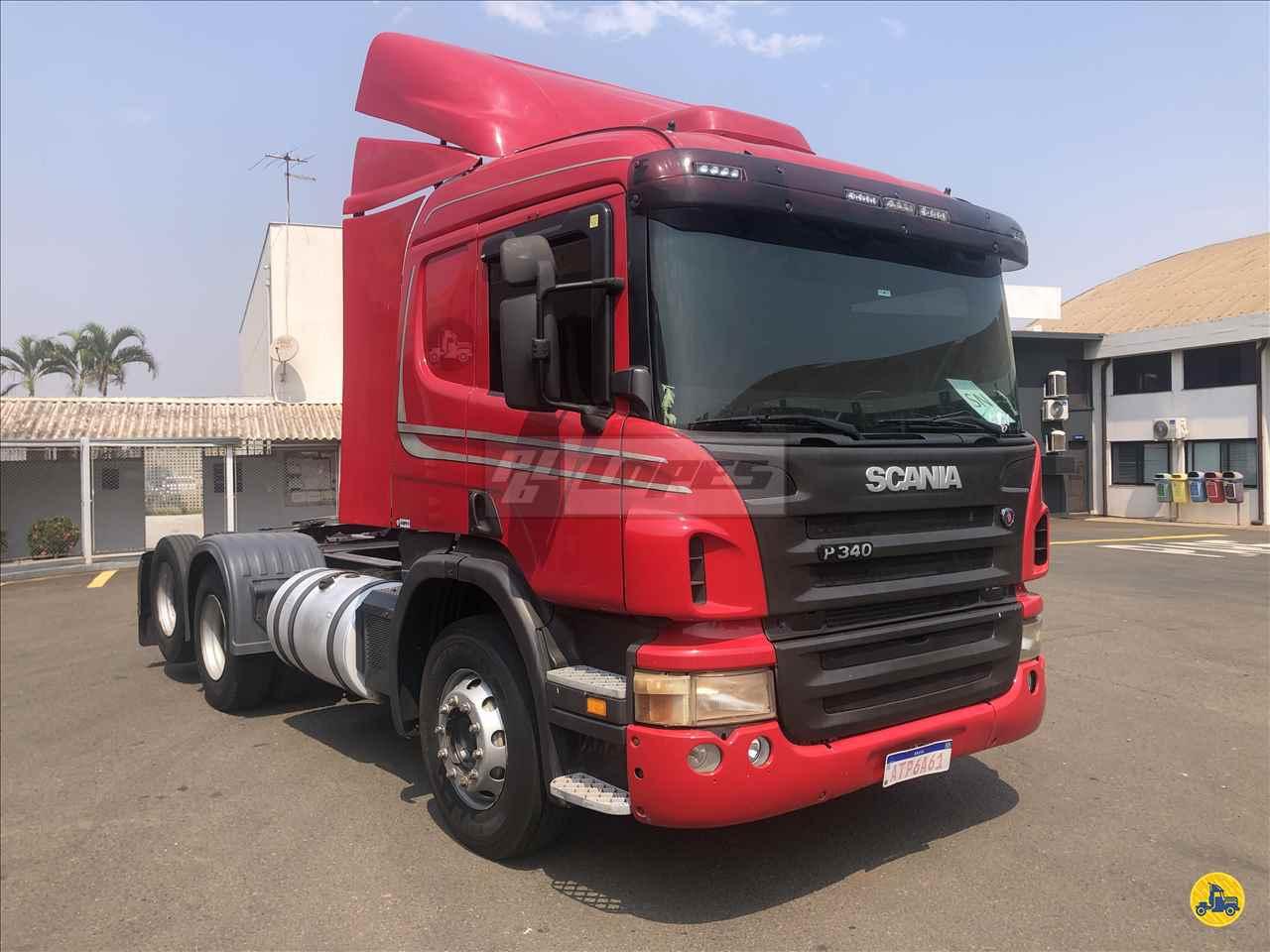 CAMINHAO SCANIA SCANIA P340 Cavalo Mecânico Truck 6x2 P.B. Lopes - Scania MARINGA PARANÁ PR