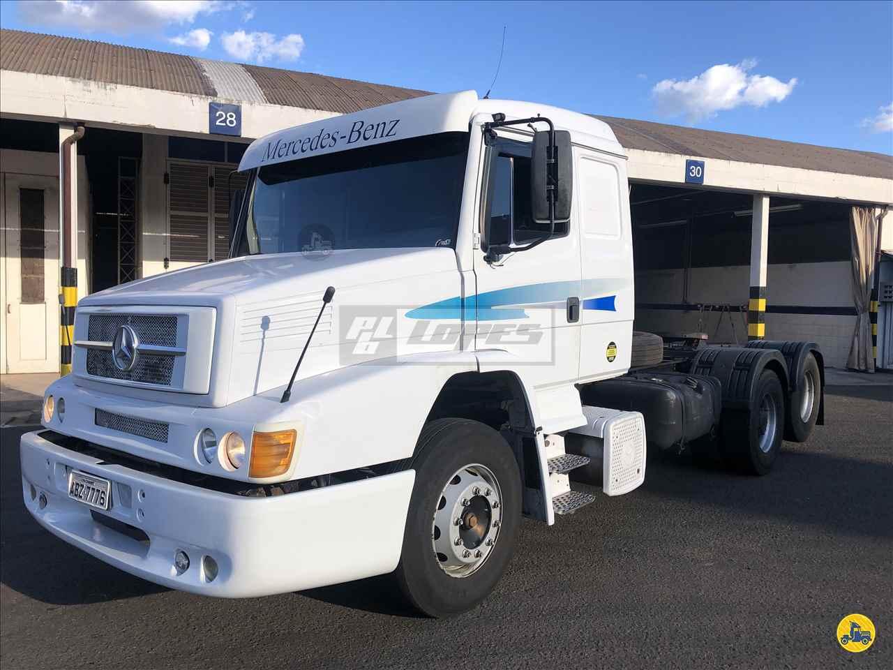 CAMINHAO MERCEDES-BENZ MB 1634 Cavalo Mecânico Truck 6x2 P.B. Lopes - Scania MARINGA PARANÁ PR