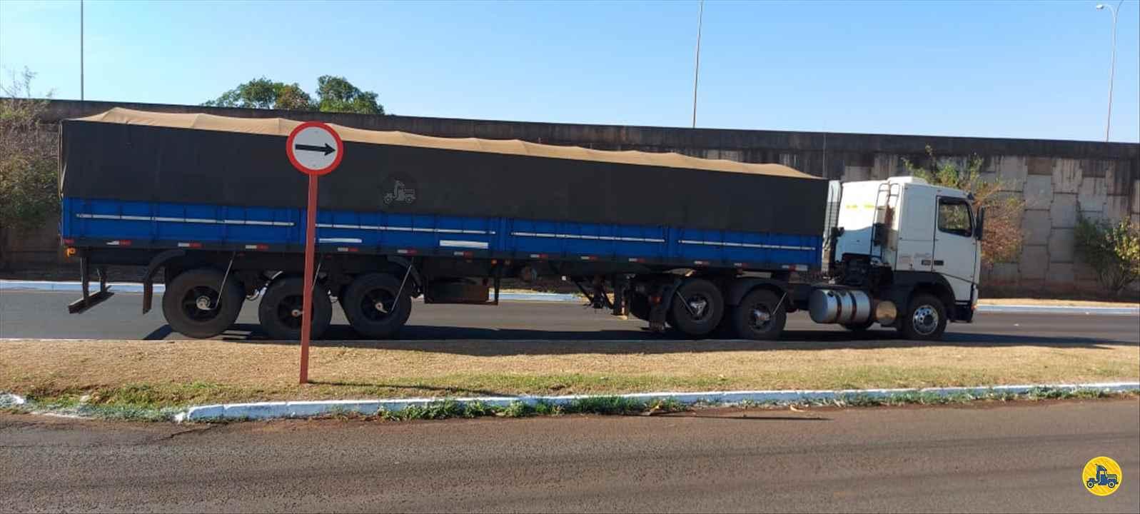 CAMINHAO VOLVO VOLVO FH12 380 Cavalo Mecânico Truck 6x2 André Caminhões RIO VERDE GOIAS GO