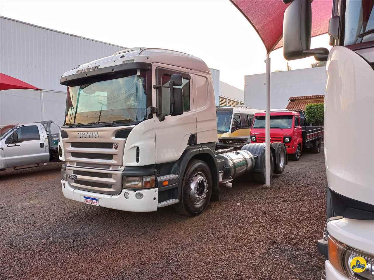 CAMINHAO SCANIA SCANIA 340 Cavalo Mecânico Truck 6x2 André Caminhões RIO VERDE GOIAS GO