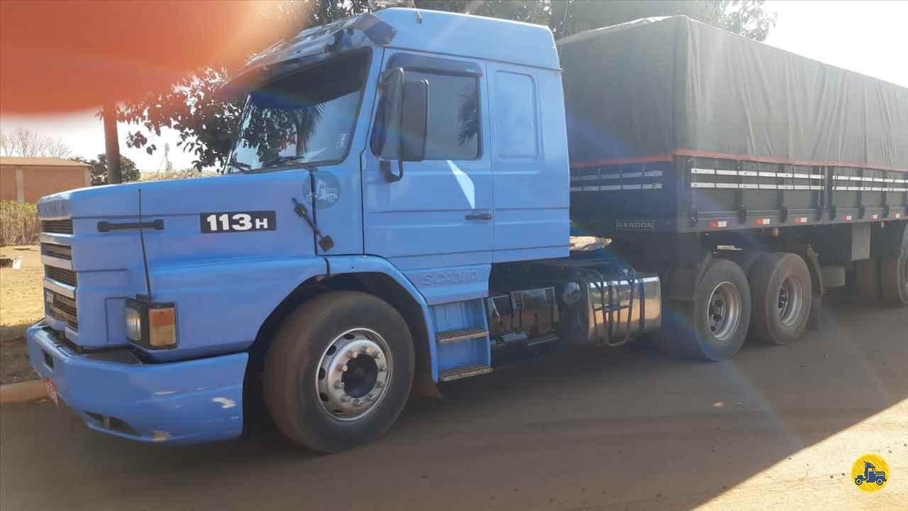 CAMINHAO SCANIA SCANIA 113 360 Cavalo Mecânico Truck 6x2 André Caminhões RIO VERDE GOIAS GO