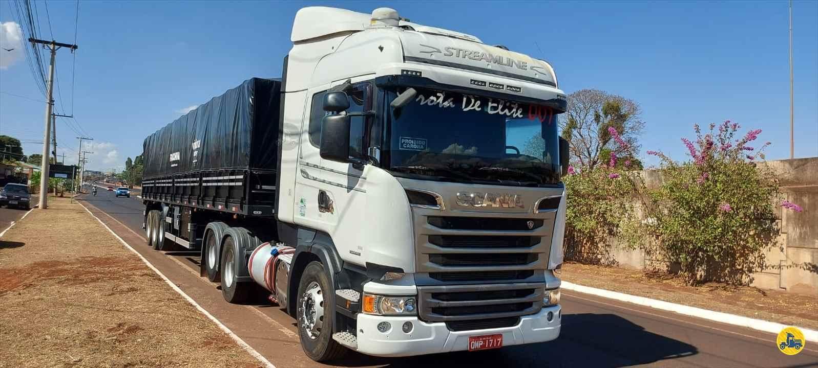 CAMINHAO SCANIA SCANIA 440 Cavalo Mecânico Truck 6x2 André Caminhões RIO VERDE GOIAS GO
