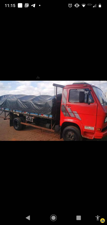 CAMINHAO VOLKSWAGEN VW 790 Baú Furgão 3/4 4x2 André Caminhões RIO VERDE GOIAS GO