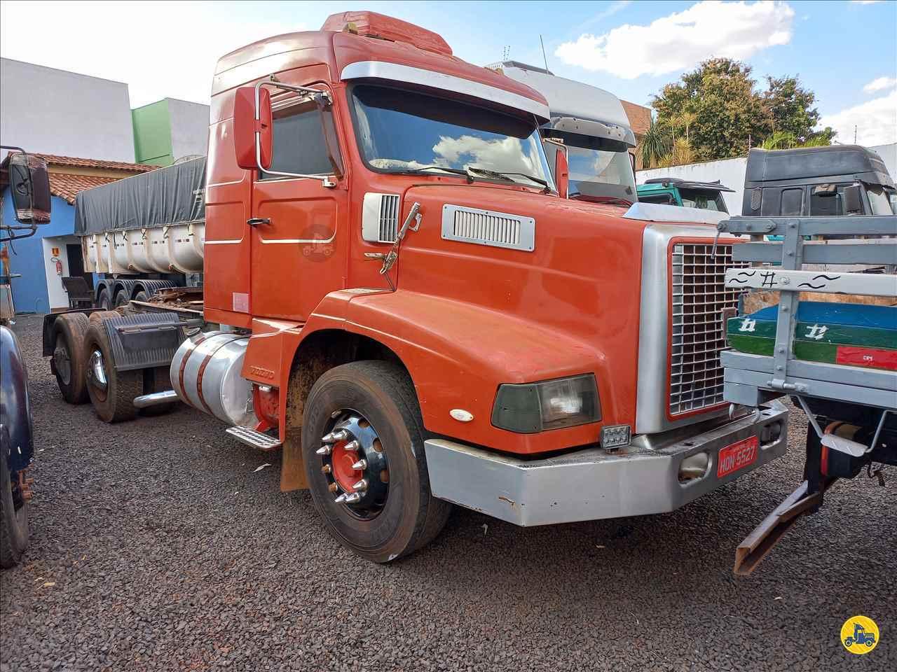 CAMINHAO VOLVO VOLVO NL12 360 Cavalo Mecânico Truck 6x2 André Caminhões RIO VERDE GOIAS GO