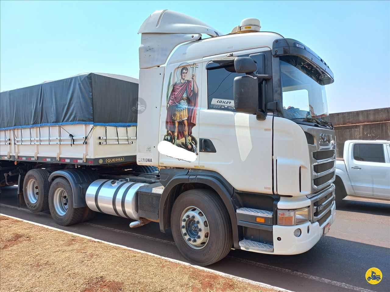 CAMINHAO SCANIA SCANIA 420 Cavalo Mecânico Truck 6x2 André Caminhões RIO VERDE GOIAS GO