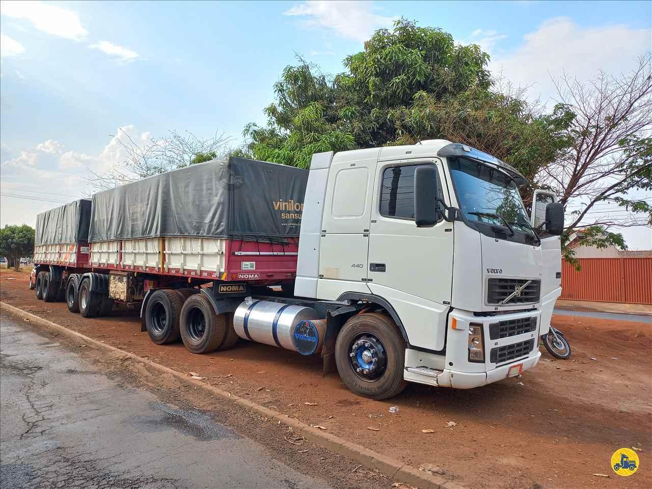 CAMINHAO VOLVO VOLVO FH 440 Cavalo Mecânico Truck 6x2 André Caminhões RIO VERDE GOIAS GO